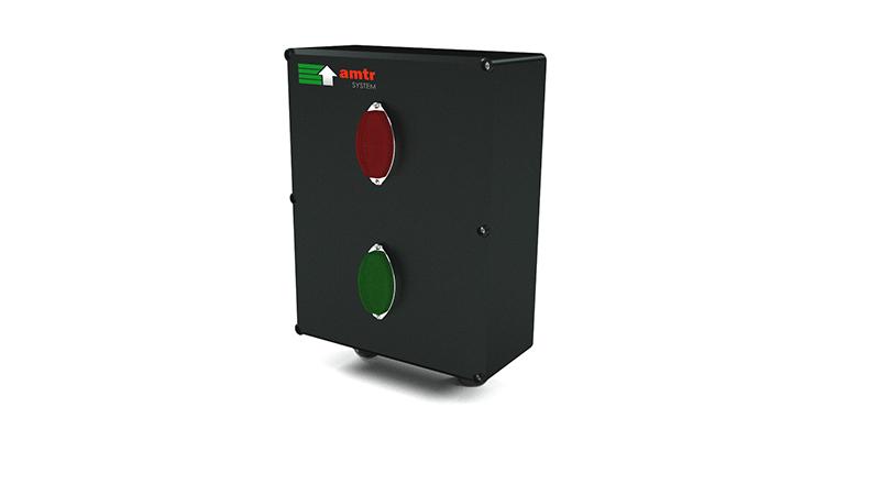 Zbliżeniowy system dokowania AMTR-ZSD